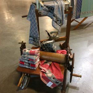 BUNZLAU CASTLE Textiel
